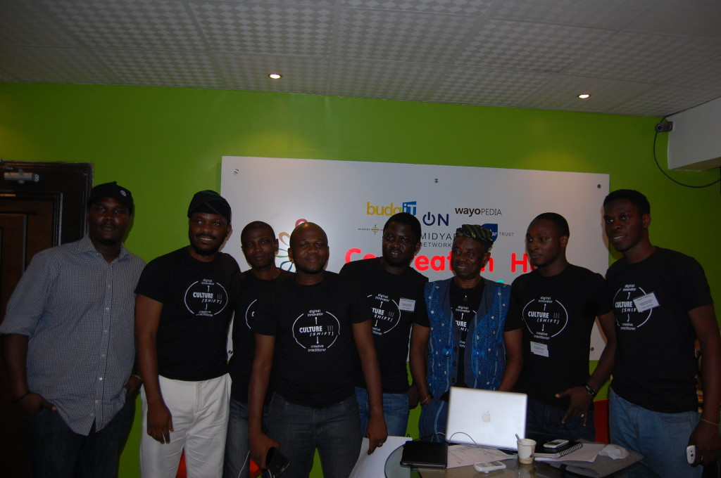 Team Mainframe: Winners of the Culture Shift 3 hackathon