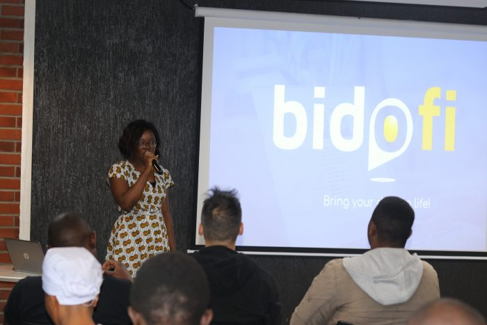 Bidofi at iHUB