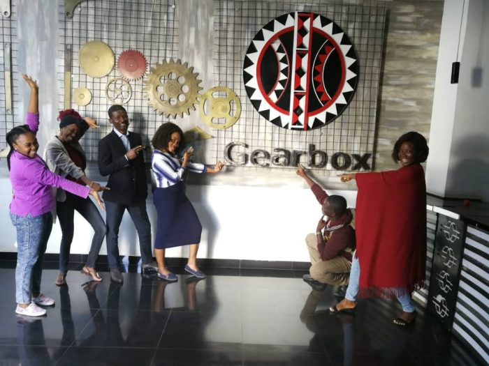 Visiting startups from Benin visit iHUB