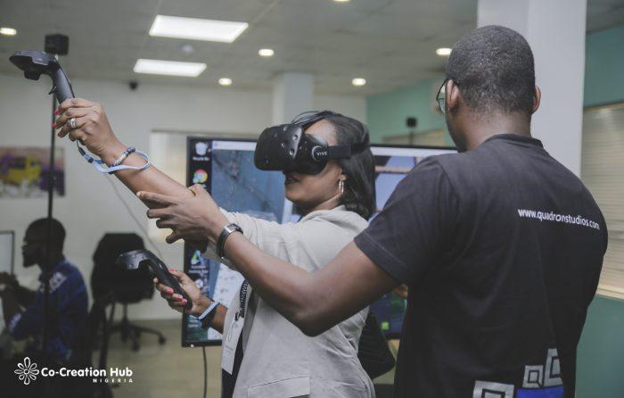 Quadron studios Virtual Reality