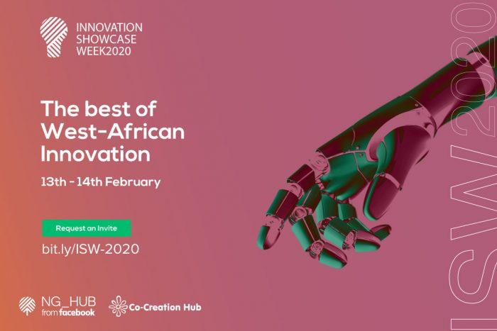 ISW 2020 Exhibition showcase invite