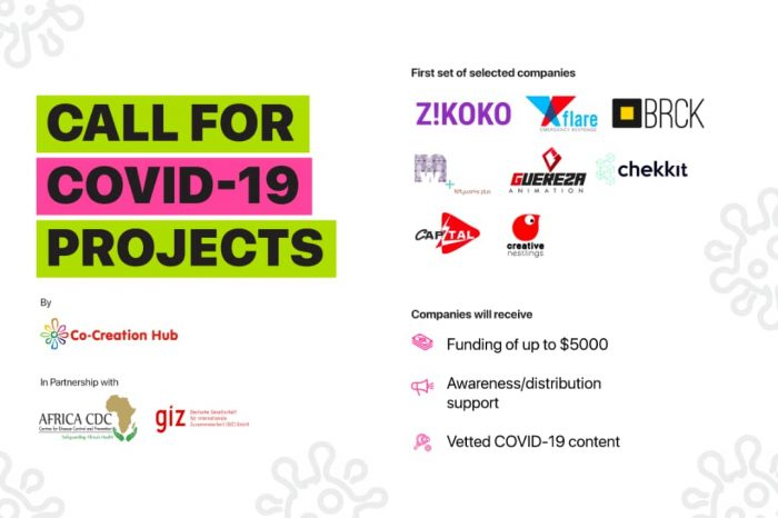 Call for COVID-19 Projects